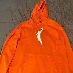 WNBA Logo Hooded Pullover